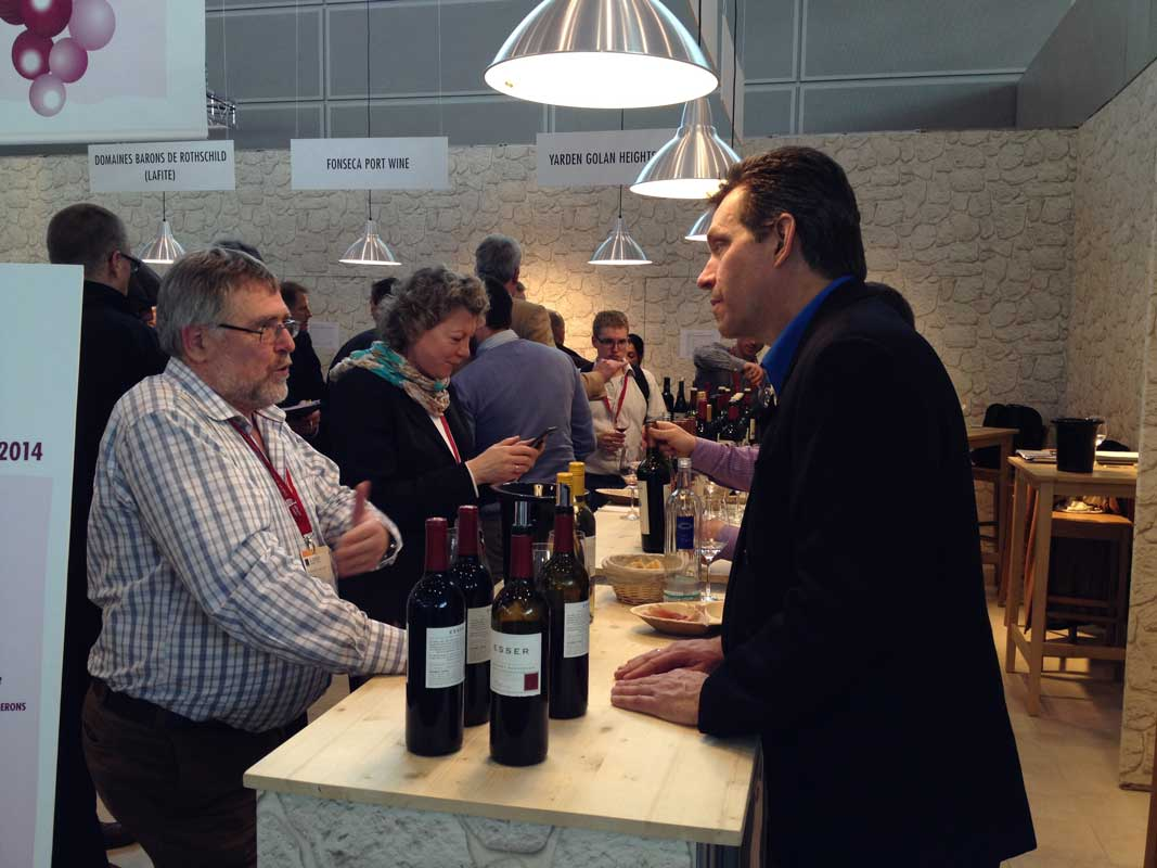 Esser Wines at the ProWein Show in Germany