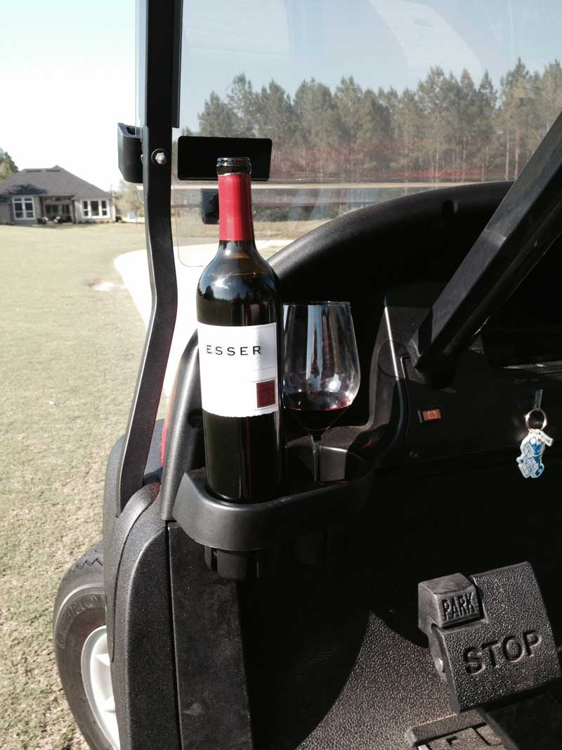 What would a golf game be without Esser Wines?