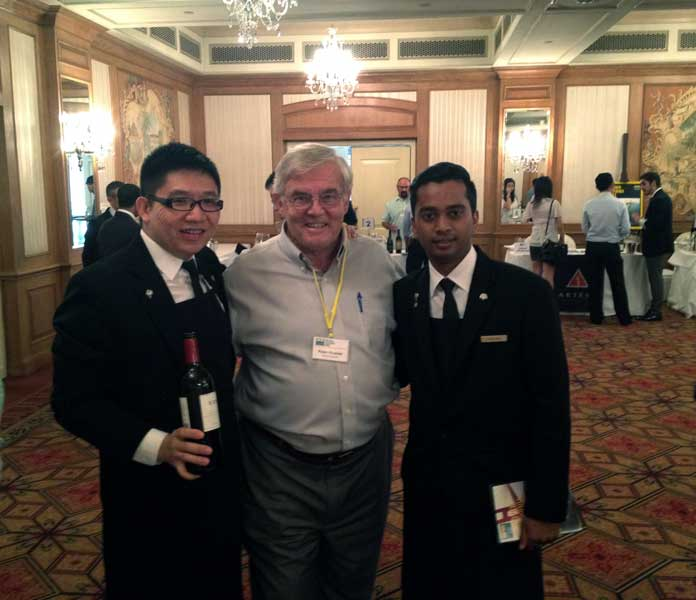Two Hotel Sommeliers Love Esser Wines